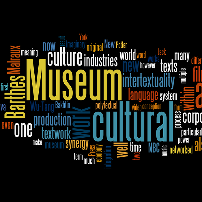 The Museum: Textworks, Cultural Economy, and Polytextual Dispersion