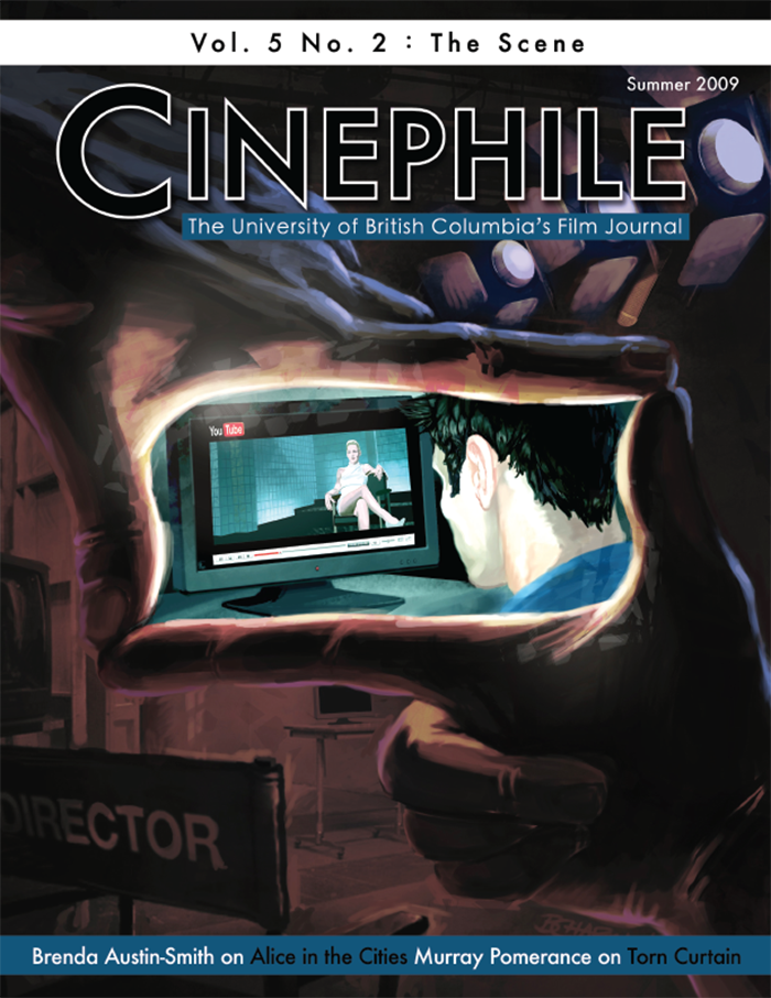 Cinephile Vol. 5, No. 2: The Scene