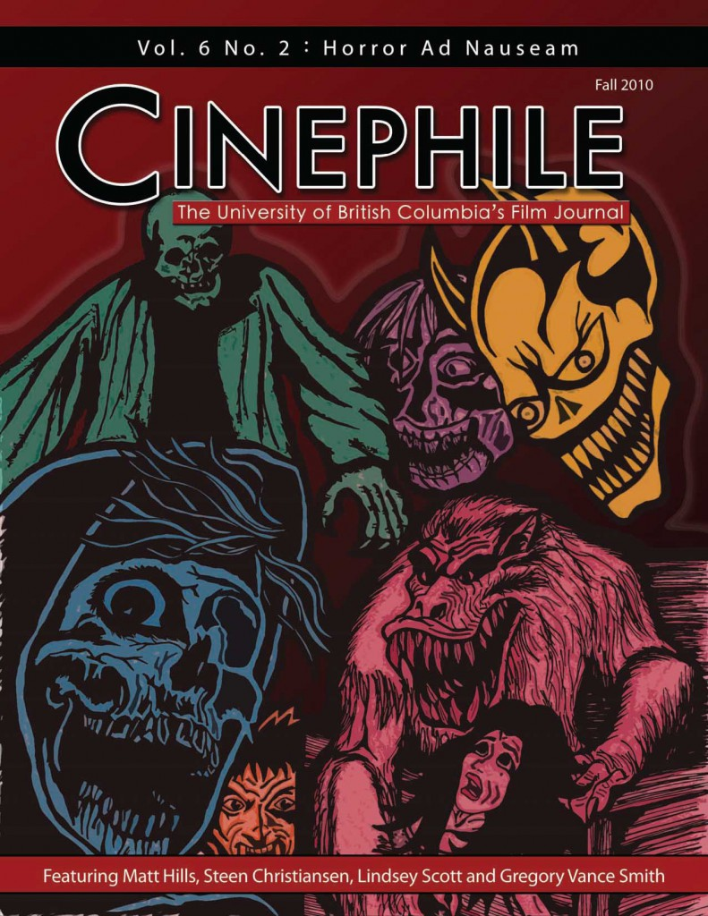 Cinephile Vol. 6, No. 2: Horror Ad Nauseam