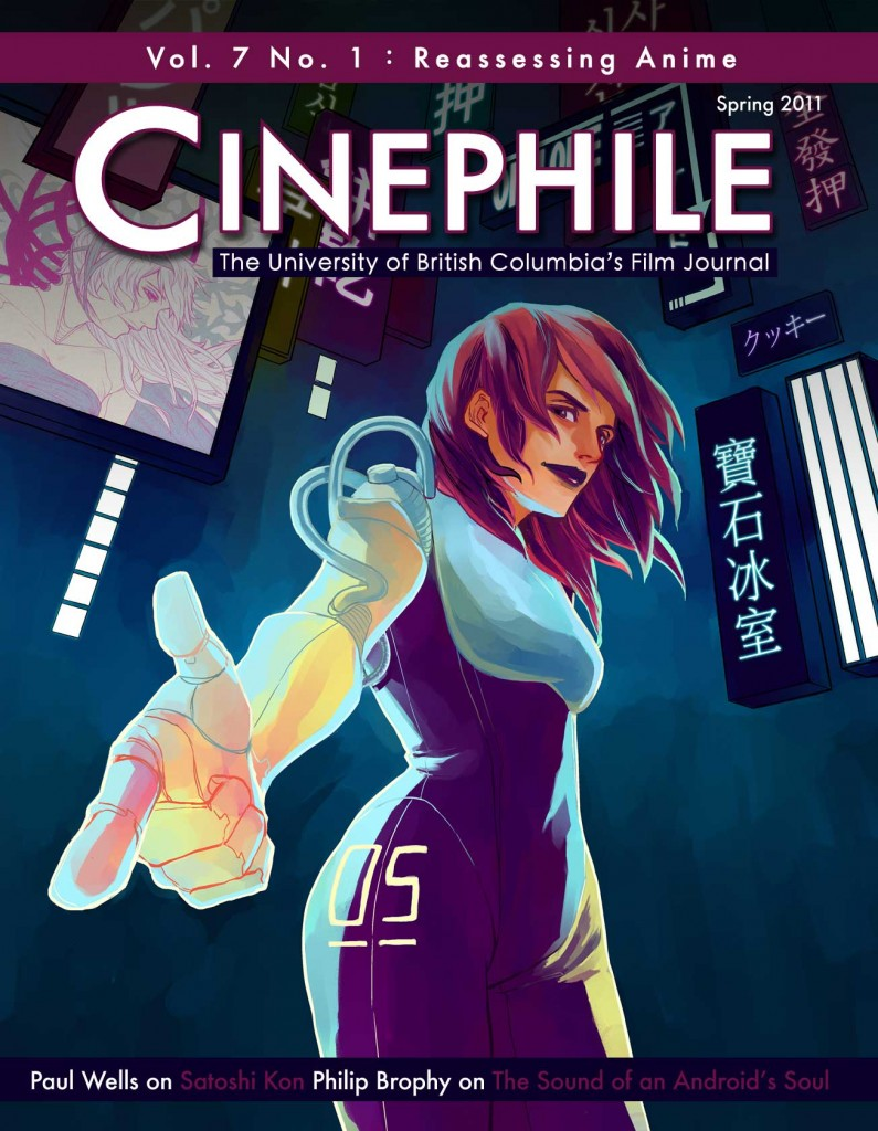 Cinephile Vol. 7, No. 1: Reassessing Anime
